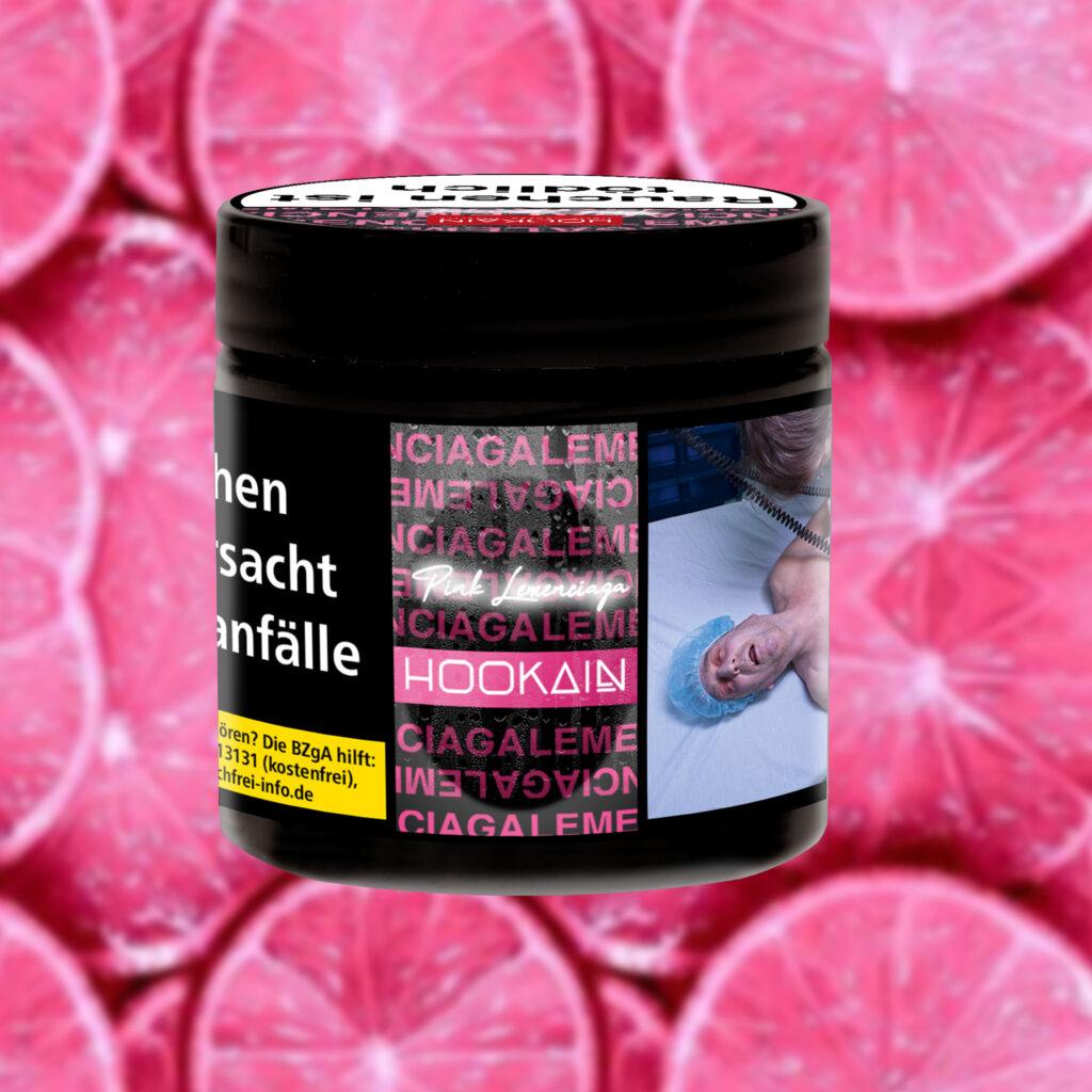 HOOKAIN - Pink Lemenciaga - 50g - 2 Kopie